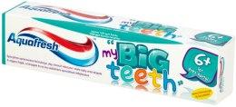 Kup Pasta do zębów dla dzieci 6+ Moje stałe zęby - Aquafresh Junior My Big Teeth