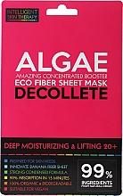 Kup Ekspresowa maska do dekoltu - Beauty Face IST Deep Moisturizing & Lifting Decolette Mask Algae