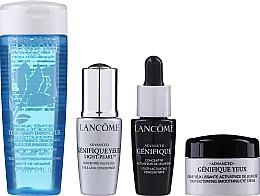 PREZENT! Zestaw - Lancôme Set (toner 50 ml + eye/lash/conc 5 ml + eye/cr 5 ml + conc 10 ml) — фото N1