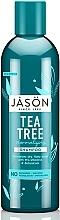 Kup Normalizujący szampon leczniczy Drzewo herbaciane - Jason Natural Cosmetics Tea Tree Treatment Shampoo