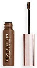 Kup Wodoodporny żel do brwi - Makeup Revolution Brow Gel