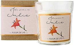 Kup Świeca zapachowa w szkle Lilia - Ambientair Le Jardin de Julie Fleur de Lys