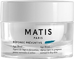 Kup Krem do młodej skóry suchej i mieszanej - Matis Reponse Preventive Age-Mood
