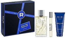 Kup Rochas Eau de Rochas Homme - Zestaw (edt/100ml + sh/gel/100ml + edt/20ml)