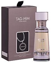 Kup Armaf Tag Him Pour Homme Non Alcoholic Perfume Oil - Perfumowany olejek do ciała