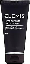 Kup Głęboko oczyszczający żel do mycia twarzy dla mężczyzn - Elemis Men Deep Cleanse Facial Wash