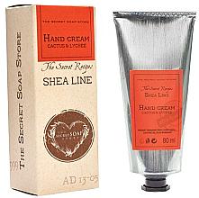 Kup PRZECENA! Krem do rąk z masłem shea Kaktus i liczi - The Secret Soap Store Shea Line Hand Cream Cactus & Lychee *