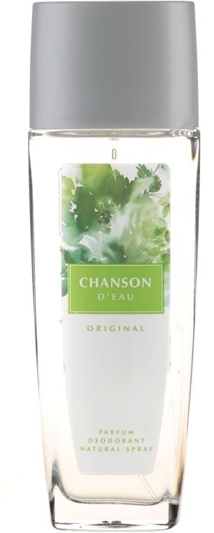 Coty Chanson Dʻeau Original - Zestaw (deo/spray/75ml + deo/200ml) — фото N4