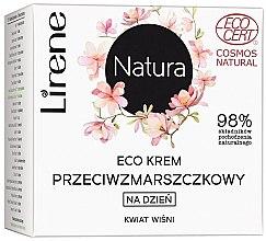 Kup Ekokrem przeciwzmarszczkowy na dzień Kwiat wiśni - Lirene Natura Eco Cream