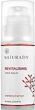 Kup Rewitalizujący balsam do stóp Żurawina i cytryna - Naturativ Revitalising Foot Balm