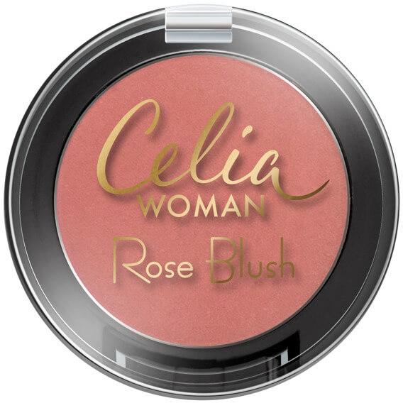 Róż do policzków - Celia Woman Rose Blush — фото N1