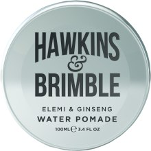 Kup Pomada do włosów dla mężczyzn Elemi i żeń-szeń - Hawkins & Brimble Elemi & Ginseng Water Pomade