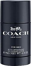 Kup Coach For Men - Perfumowany dezodorant w sztyfcie