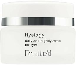 Kup Krem pod oczy na dzień i na noc - ForLLe'd Hyalogy Daily And Nightly Cream For Eyes