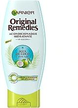 Kup Odżywka do włosów - Garnier Original Remedies Coconut Water and Aloe Vera