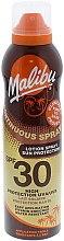 Kup Przeciwsłoneczne mleczko w sprayu do ciała SPF 30 - Malibu Continuous Lotion Spray Sun Protection