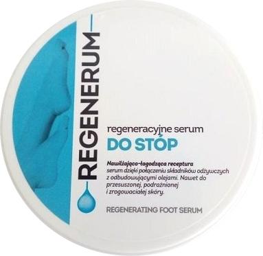 Regenerujące serum do stóp - Aflofarm Regenerum Serum