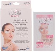 Kup Żelowe płatki przeciwzmarszczkowe pod oczy - Victoria Beauty Anti-Wrinkle Gel Patches