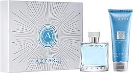 Kup Azzaro Chrome - Zestaw (edt/50ml + sh/gel/100ml)