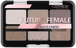 Kup Paleta cieni do powiek - Catrice Future Female A Porter Eyeshadow Palette