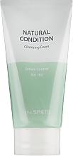 Kup Pianka do mycia twarzy kontrolująca wydzielanie sebum - The Saem Natural Condition Cleansing Foam Sebum Controlling