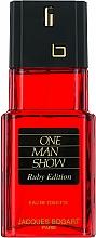 Kup Bogart One Man Show Ruby Edition - Woda toaletowa