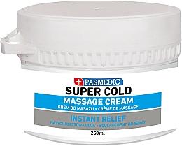 Kup Chłodzący krem do masażu ciała - Pasmedic Super Cold Massage Cream