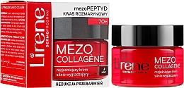 Kup Silnie wygładzający krem rozjaśniający do twarzy na noc - Lirene Mezo Collagene