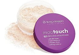 Kup Sypki puder do twarzy - Boys'n Berries Loose Powder Micro Touch