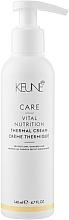 Kup Termiczny krem ochronny do włosów - Keune Care Vital Nutrition Thermal Cream