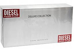 Kup Diesel Zero Plus Feminine - Zestaw (4 x edt 30 ml)