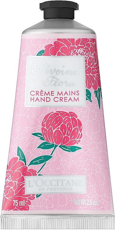 L'Occitane Pivoine Hand Cream - Krem do rąk Peonia — фото N1