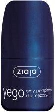 Kup Antyperspirant w kulce dla mężczyzn - Ziaja Yego