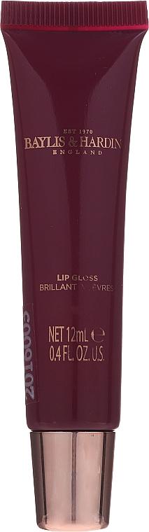 Zestaw - Baylis & Harding Cranberry Martini Collection Lip Set Pink (soap/40g + lip/gloss/12ml + sh/cr/30ml) — фото N4