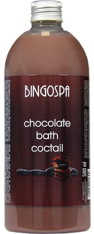 Czekoladowy koktajl do kąpieli - BingoSpa Chocolate Cocktail Bath — фото N1