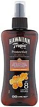Kup Suchy olejek ochronny do opalania - Hawaiian Tropic Protective Dry Oil Spray SPF 8