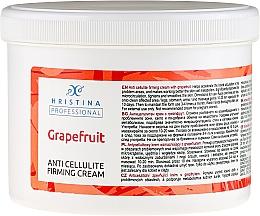 Kup Antycellulitowy krem z grejpfrutem - Hristina Professional Anti Cellulite Firming Cream