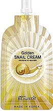 Kup Regenerujący krem do twarzy z mucyną ślimaka - Beausta Golden Snail Cream