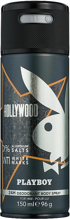 Perfumowany dezodorant w sprayu - Playboy Hollywood