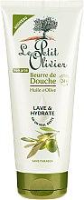 Kup Masło pod prysznic Oliwa z oliwek - Le Petit Olivier Shower Butter Olive Oil