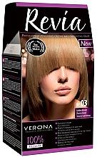 Kup PRZECENA! Trwała farba do włosów - Revia Verona Products Professional *