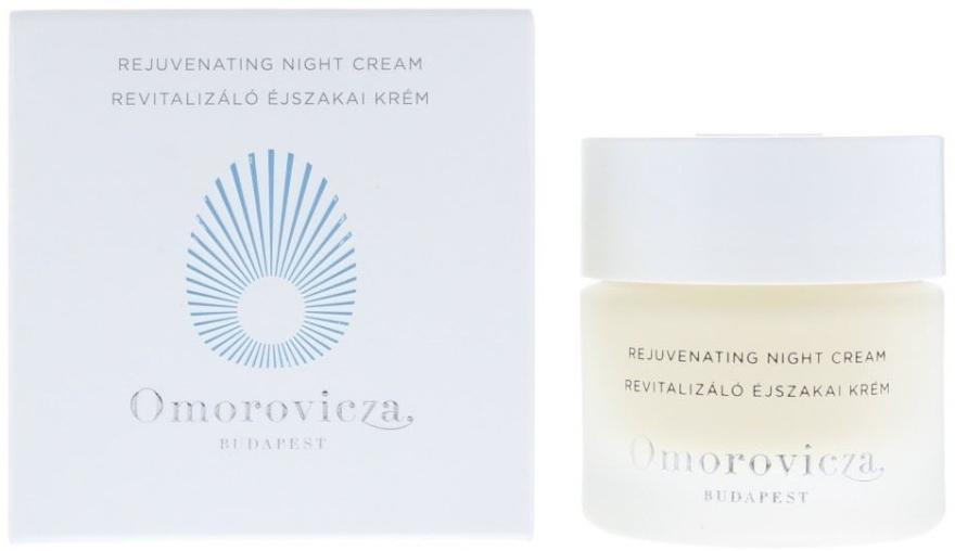 Odmładzający krem do twarzy na noc - Omorovicza Rejuvenating Night Cream — фото N1