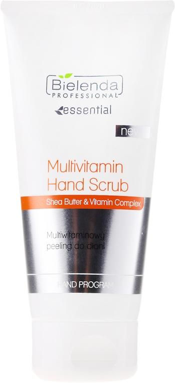 Multiwitaminowy peeling do dłoni - Bielenda Professional Multivitamin Hand Scrub — фото N1