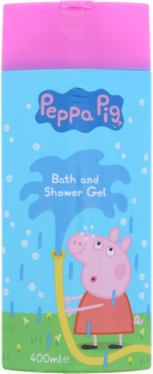 Żel do kąpieli i pod prysznic - Kokomo Peppa Pig Bath and Shower Gel — фото N1