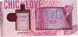 Kup Chic&Love Fever - Zestaw (edt 100 ml + bag)