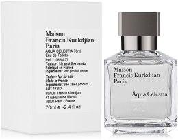 Kup Maison Francis Kurkdjian Aqua Celestia - Woda toaletowa (tester)