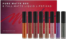 Kup PRZECENA! Zestaw matowych szminek do ust - Zoeva Pure Matte Box (8 x lipstick 6 ml) *