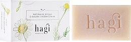 Kup Naturalne mydło z olejem z ogórecznika - Hagi Powietrze