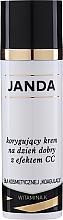Kup Korygujący krem na dzień z efektem CC - Janda Correcting CC Cream