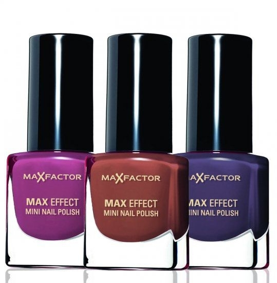 Lakier do paznokci - Max Factor Effect Mini Nail Polish